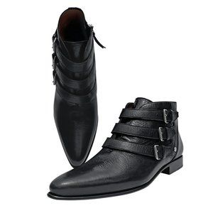 NEW! Givenchy Men's Leather Boots